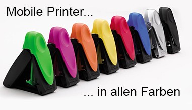 Die Mobile Printer