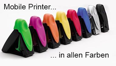 Die Mobile Printer